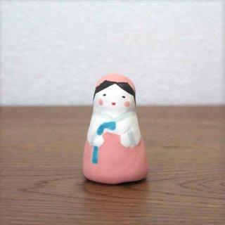 KIMURA & Co. チョゴリの女の子  紅