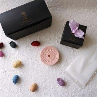 母の日のギフト〜石鹸と石鹸置きセット