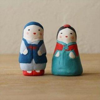 KIMURA & Co. 韓服の子ども / 男の子と女の子 1