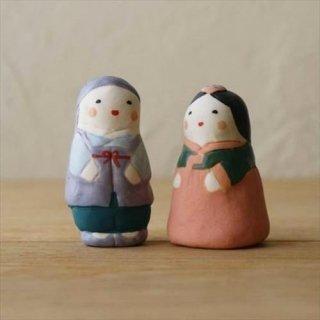 KIMURA & Co. 韓服の子ども / 男の子と女の子 2