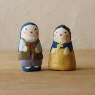 KIMURA & Co. 韓服の子ども / 男の子と女の子 3