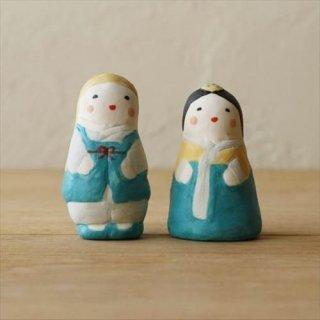 KIMURA & Co. 韓服の子ども / 男の子と女の子 4