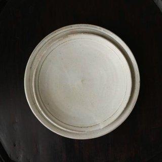 古白の月  平皿