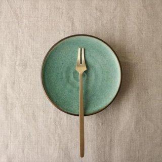 真鍮のデザートフォーク