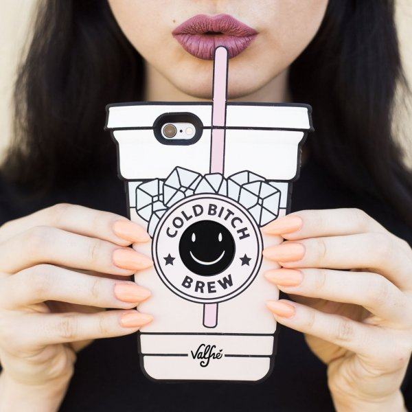 VALFRE COLD BITCH BREW 3D iPhone 7 CASE / ヴァルフェー アイフォンケース