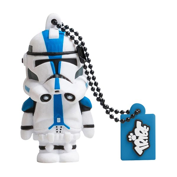 TRIBE × STAR WARS 501ST CLONE TROOPER USB FLASH DRIVE / トライブ スターウォーズ USBメモリ