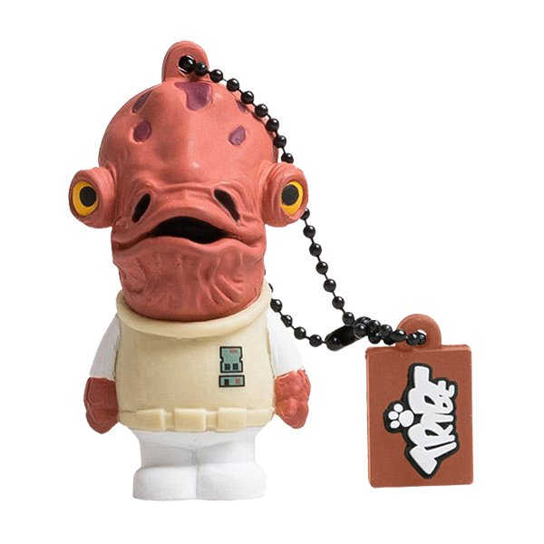 TRIBE × STAR WARS ADMIRAL ACKBAR USB FLASH DRIVE / トライブ スターウォーズ USBメモリ