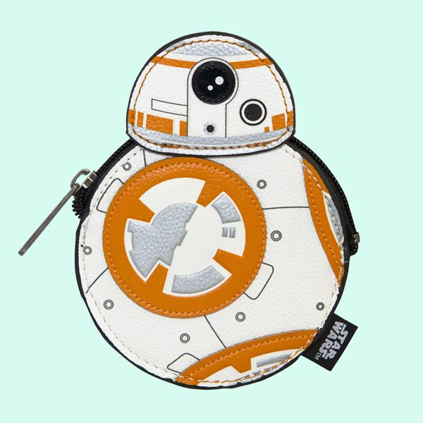 <img class='new_mark_img1' src='https://img.shop-pro.jp/img/new/icons20.gif' style='border:none;display:inline;margin:0px;padding:0px;width:auto;' />LOUNGEFLY × STAR WARS BB-8 COIN BAG / ラウンジフライ スターウォーズ コインケース