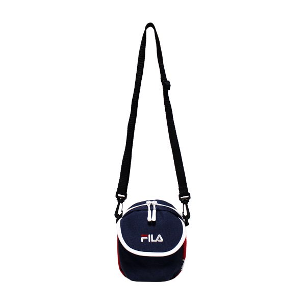 FILA FLAP MINI SHOULDER BAG [ TRICOLORE ] / フィラ  ショルダーバッグ