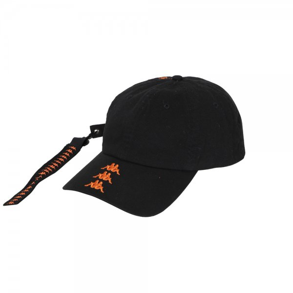 KAPPA BANDA COLLECTION CAP [ BLACK ] / カッパ  キャップ