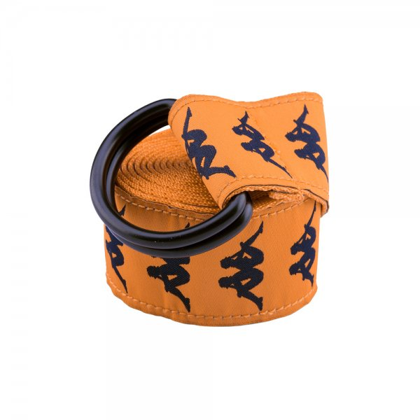 KAPPA BANDA COLLECTION RING BELT [ ORANGE ] / カッパ ベルト
