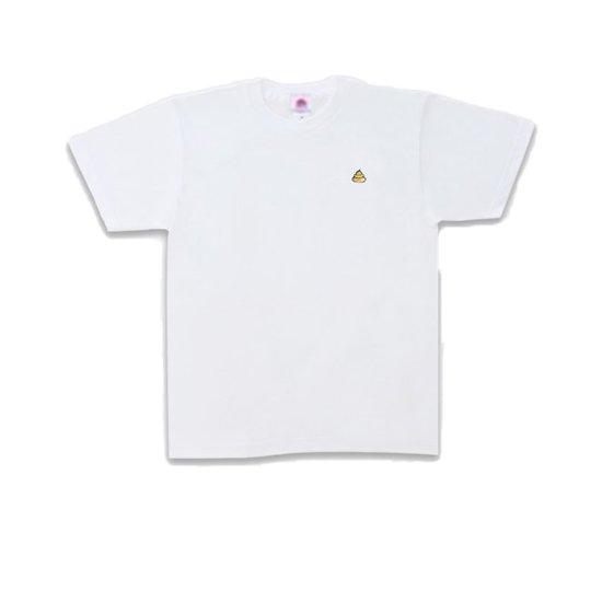 <img class='new_mark_img1' src='https://img.shop-pro.jp/img/new/icons25.gif' style='border:none;display:inline;margin:0px;padding:0px;width:auto;' />よしっコレだ!うんこ半袖Tシャツ ホワイト×ゴールド