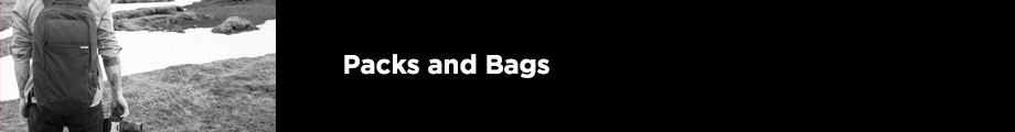 Packs and Bags