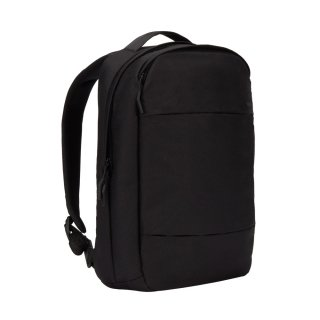 City Compact Backpack With Diamond Ripstop
