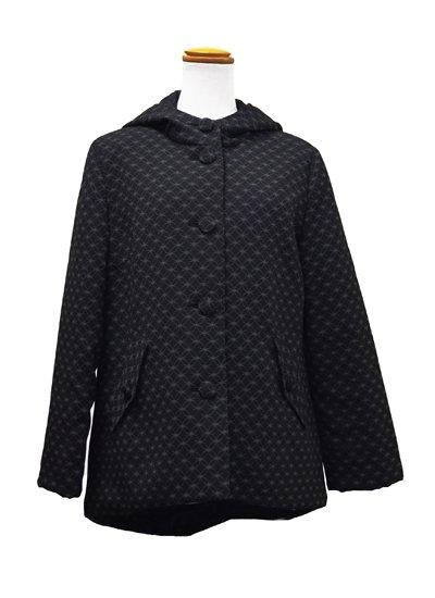 【Shippo】フードジャケットコート