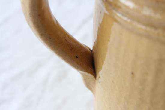 陶器のウォータージャグA