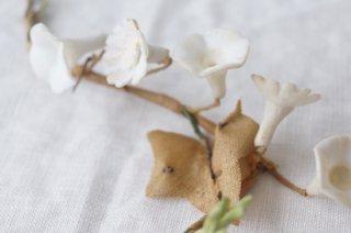 磁器製の造花A