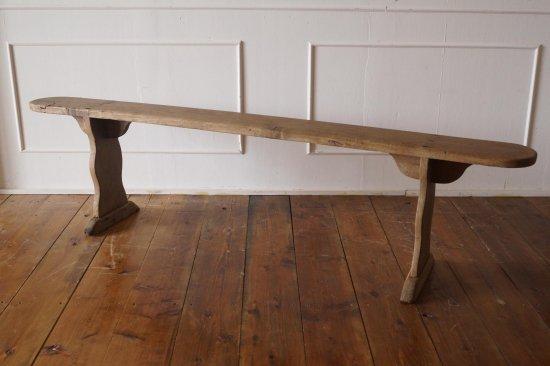 木製ベンチB