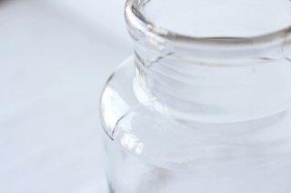 コルク蓋ガラスボトル