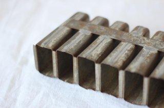 ブリキのアイスキャンディー型D