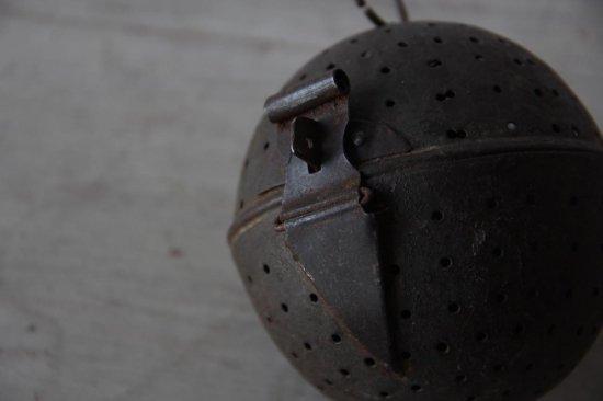 鉄製ボール型ストレーナー