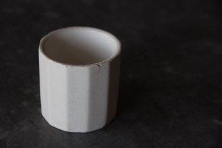 面取陶製カップB