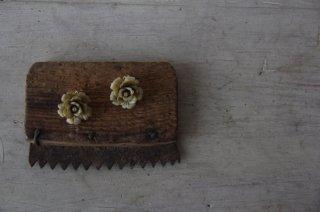 木と鉄刃の古道具