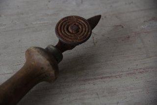 木と鉄の古道具