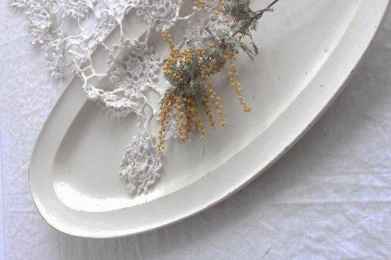 ポワソン皿/ロングオーバルプレート