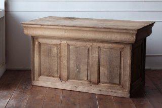 木製カウンター