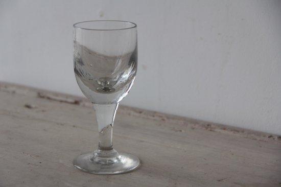ガラスのゴブレットG