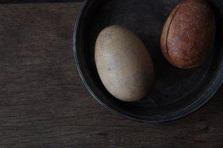 木製の偽卵A