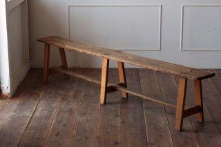 木製ベンチD