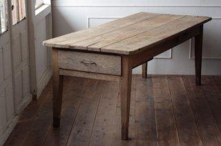 木製ダイニングテーブルE
