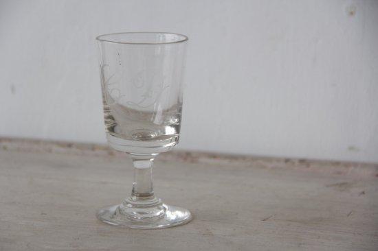 ガラスのミニゴブレットM