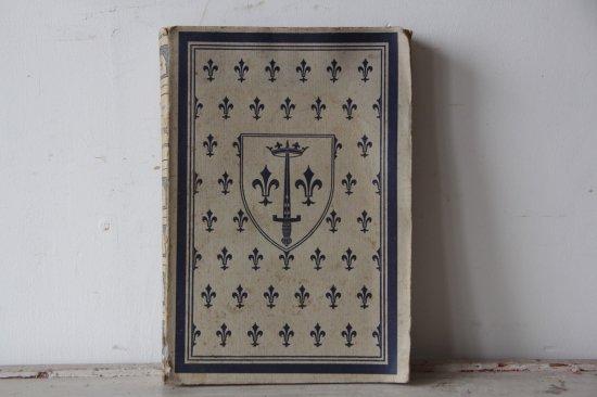古い洋書D/1909年ジャンヌダルク