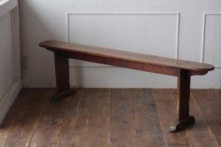 木製ベンチE
