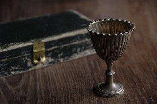 真鍮の小さな盃