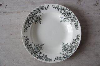 """H.B.&Cie(Choisy le Roi) """"LOUIS XV"""" スープ皿A"""