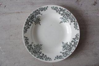 """H.B.&Cie(Choisy le Roi) """"LOUIS XV"""" スープ皿B"""