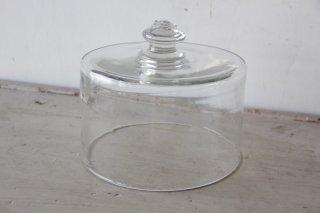 吹きガラスのチーズドームG