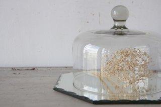 吹きガラスのチーズドームK