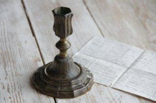 真鍮のキャンドルスタンド/燭台 小