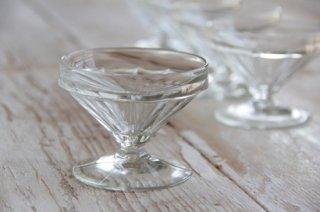 ガラスのアイスクリームカップ[在庫2]