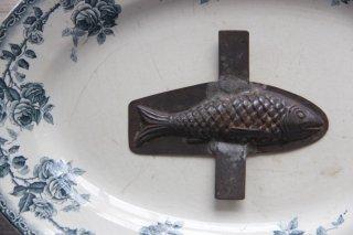 ポワソン・ダブリル 魚型チョコレートモールド小