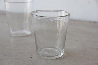 手吹きガラスのミニカップ/ロックグラスA
