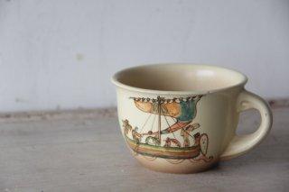 Tasse / Tapisserie de Bayeux   大きなカップ