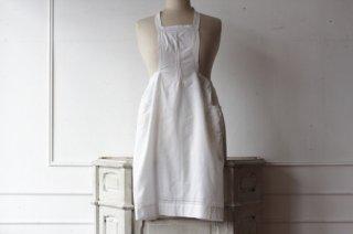 エプロンL / cotton コットン