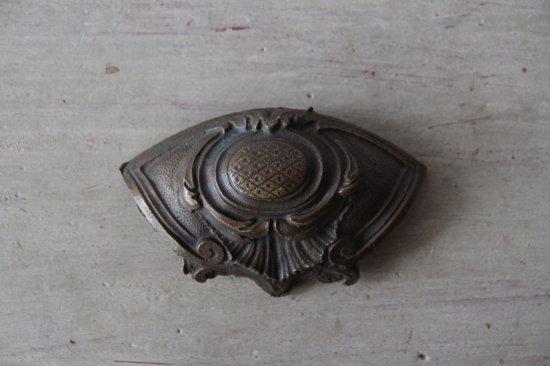 真鍮の装飾パーツ/把手・取手B