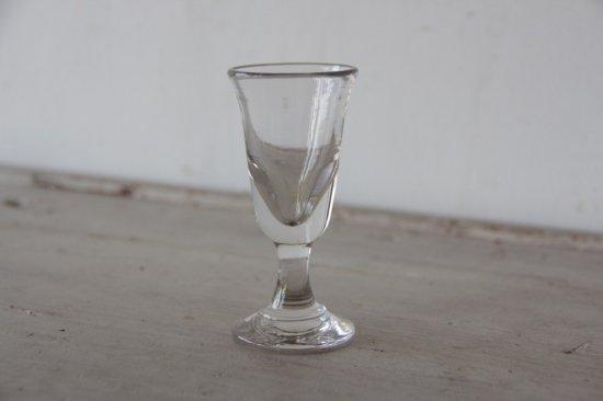 アンティーク アペリティフグラス/リキュールグラスD
